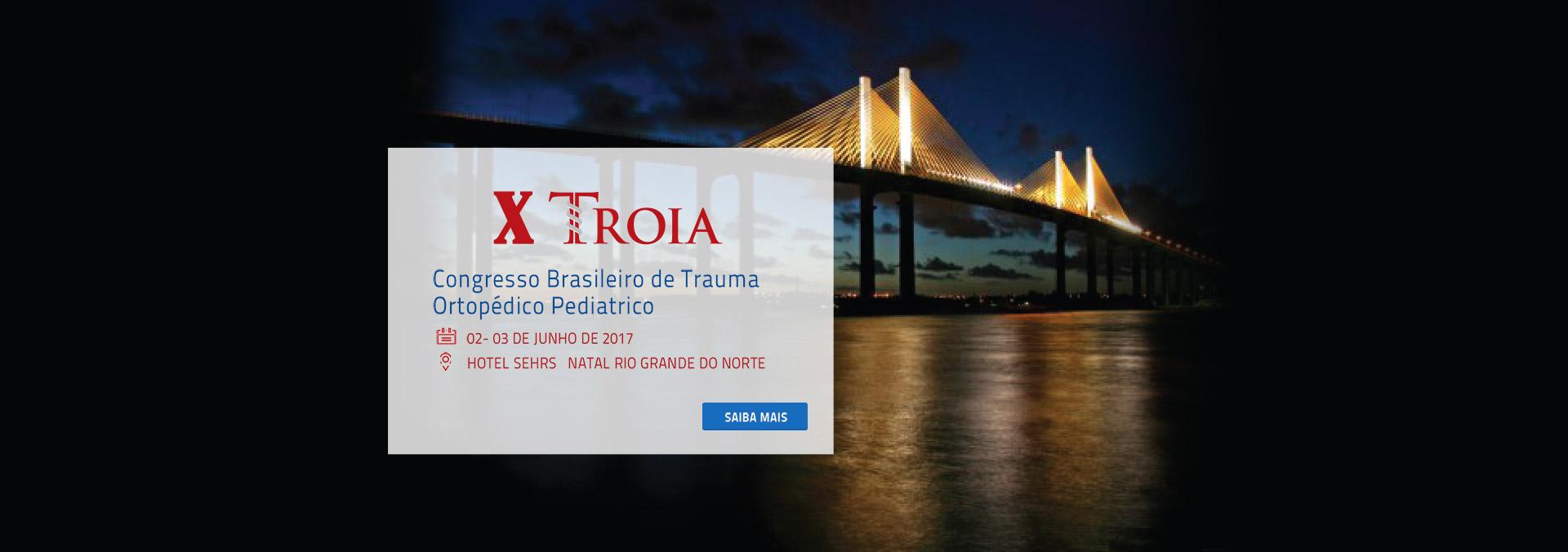 X TROIA 2017
