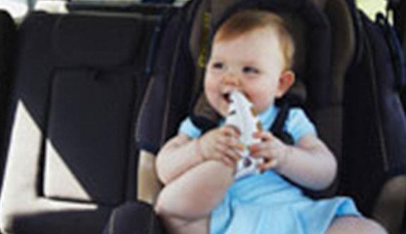 Trânsito e transporte seguro de crianças