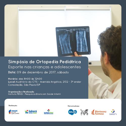 Simpósio de Ortopedia Pediátrica