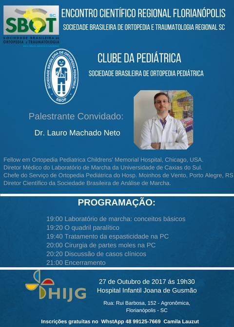 Clube da Pediátrica Florianópolis