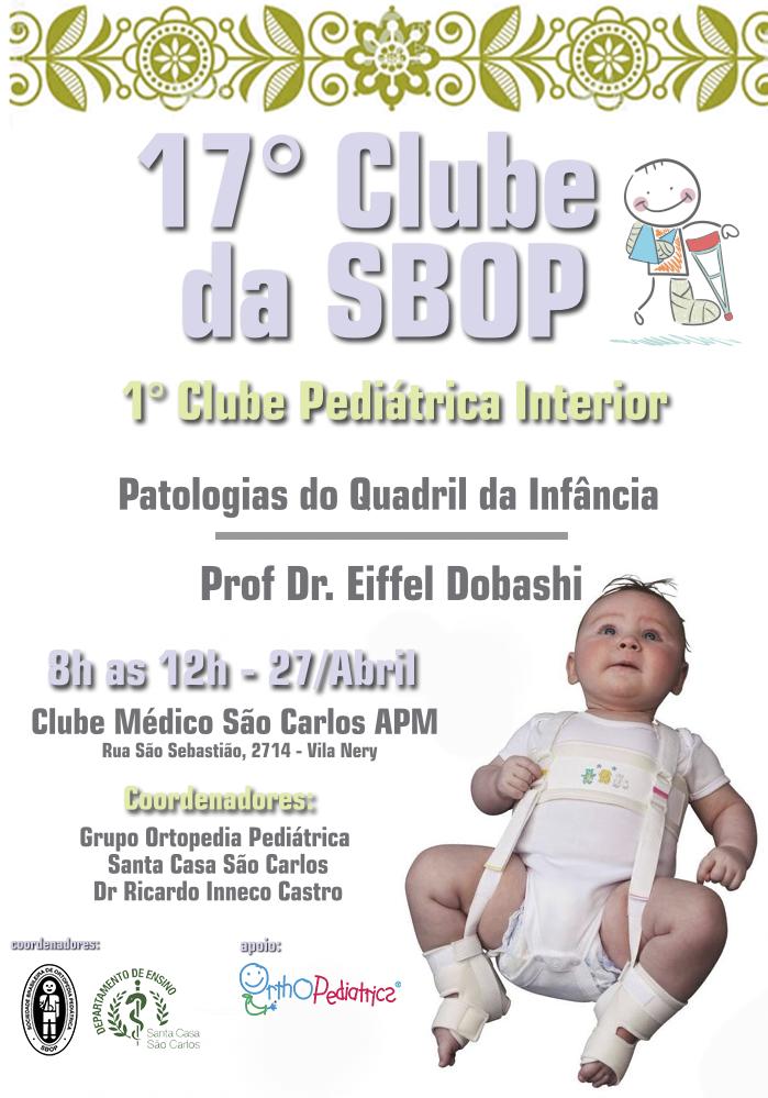 17º Clube da Pediátrica SBOP