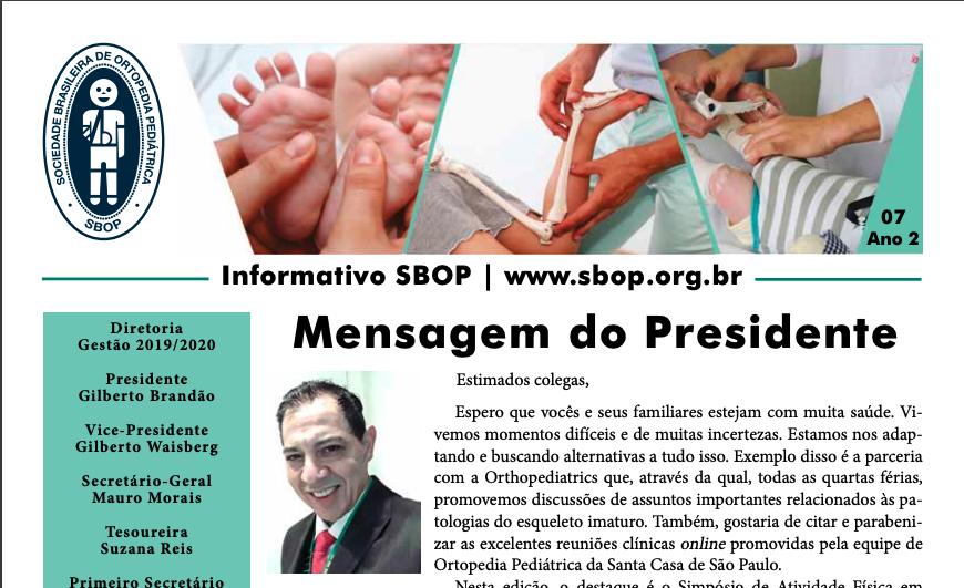 Informativo SBOP - 08